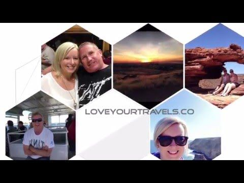 Touring the Regional Towns of Western Australia - YouTube