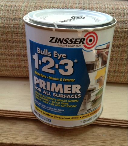 From nuts to bolts my rv overhaul step three painting for Best primer for painting kitchen cabinets