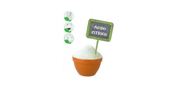 Acido Citrico 500 gr - Verdevero. Acquistalo su www.acceleratorecommerciale.com. Il prodotto può essere usato per creare tre prodotti pronti all'uso a base di acido citrico: AMMORBIDENTE, BRILLANTANTE PER LAVASTOVIGLIE E ANTICALCARE.