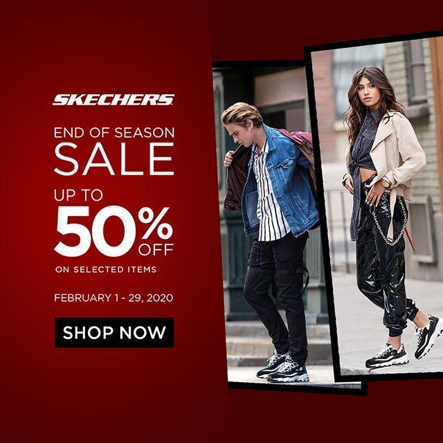 Skechers End of Season Sale in 2020
