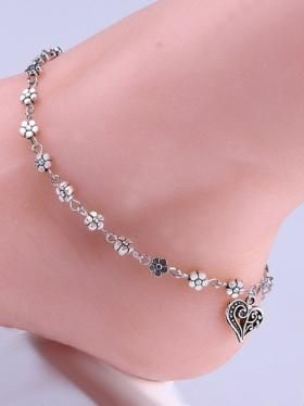 Jewelry & Watches Fine Anklets 2019 New Style Anklet Ankle Silver Mesh Chain Delicate New