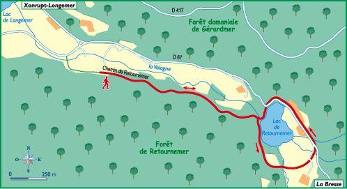 La randonnée de la Roche du Diable est un paradis - Xonrupt-Longemer - My lorraine