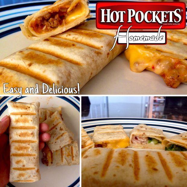 How-To: Make Homemade Hot Pockets