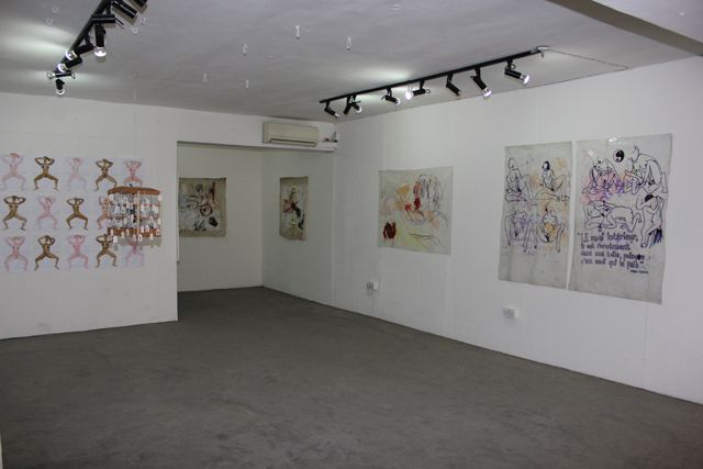 Valeri Oka Installation