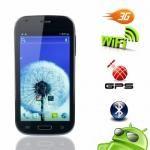 Amazing prices at #DIGI4LESS!  4.5 Dual SIM  Dark Blue Android