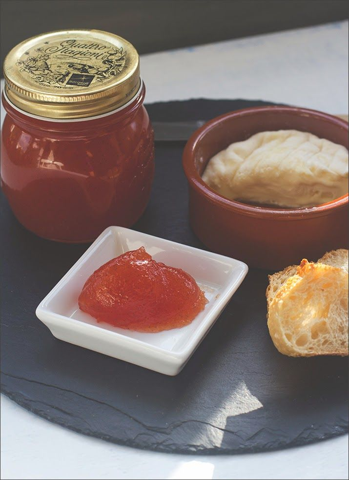 Homemade süße Tomatenmarmelade   Tomatenkonfitüre