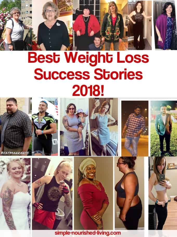 Best Weight Loss Success Stories 2018 Edition | Self-Care