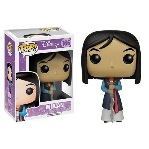 Mulan Pop! Vinyl Figure - Funko - Mulan - Pop! Vinyl Figures at Entertainment Earth