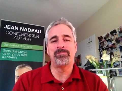 10 réflexions d'affaires et de succès de notre collaborateur/expert Jean Nadeau. Bonne réflexion. Francine Laporte, créatrice de liens et d'actions • les2arts