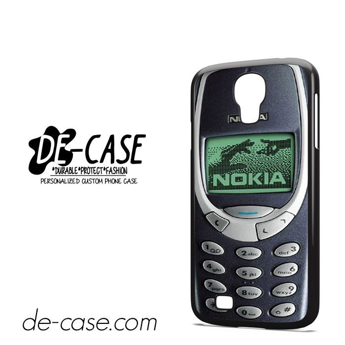 Nokia Old Mobile DEAL-8006 Samsung Phonecase Cover For Samsung Galaxy S4 / S4 Mini