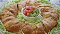 Mexican Taco Ring - Allrecipes.com