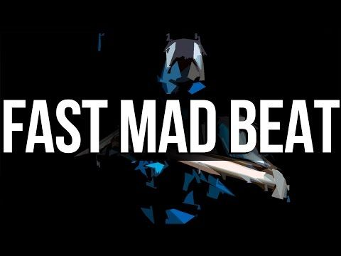 Fast Aggressive Dark Trap Beat Hip Hop Rap Instrumental -