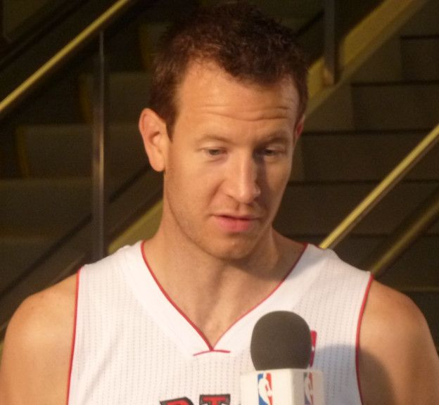 Patience required with the Raptors says Steve Novak