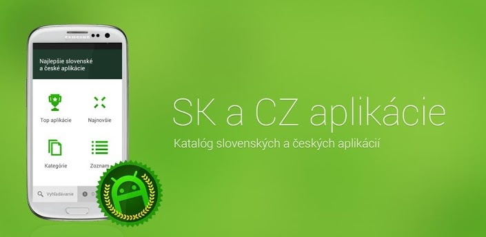 SK & CZ Android aplikáci