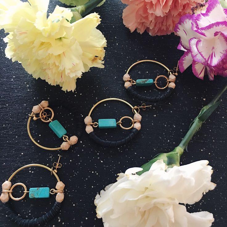 Artifacts World || Travers earrings