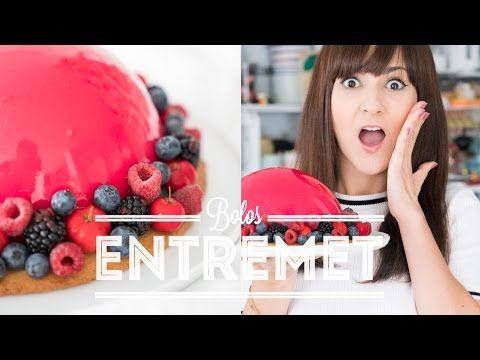 BOLO DE VIDRO (ESPELHO) aka MIRROR GLAZE CAKE   DANI NOCE - YouTube