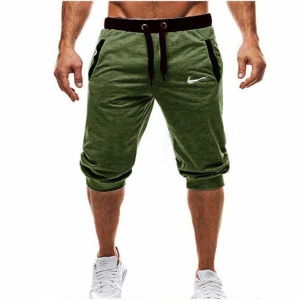SWEAT Shorts Sweatshort Uomo Pantaloni corti fitness Pantaloni Pantaloni TRAINING SWEATPANTS