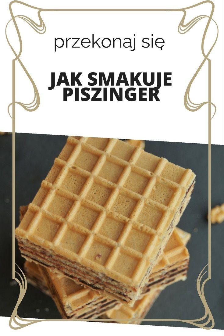 Piszinger popularny jest w południowej Polsce. Zamiast orzechów niektórzy przekładają piszingera powidłami a inni dodają do masy alkoholu. Albo używają wszystkich składników razem.