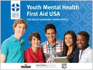 Youth Mental Health First Aid is designed to teach parents, family members, caregivers, teachers, school staff, peers, neighbors, health and human services workers, and other caring citizens how to help an adolescent (age 12-18) who is experiencing a mental health or addictions challenge or is in crisis
