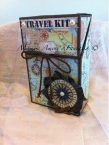 Travel kit - free printables journaling cards