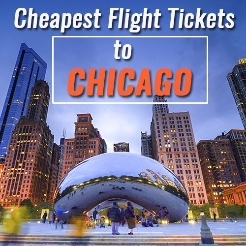 7be8af8fde32 Are you looking for cheap flights to Chicago   Exclusive offers on Chicago  (CHI) airline tickets. LuxFares gives you chance to avail heavy discount on  ...