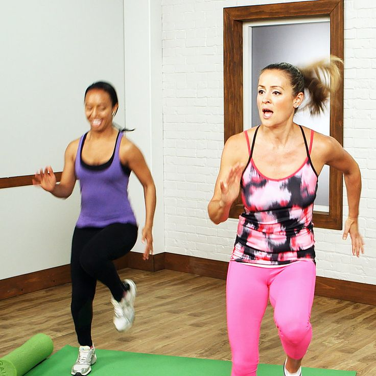 Get Toned Runner's Legs With 3 Moves: We all appreciate the sleek, sculpted legs that running on the regular can create, but sometimes we just don't feel like running.