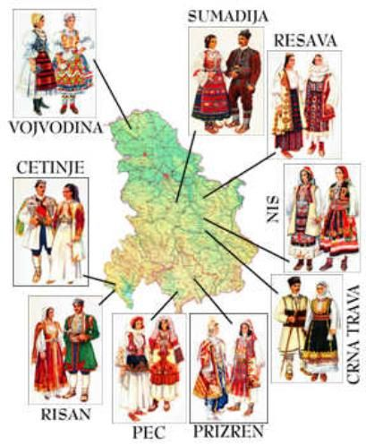National , Regional and Traditional costumes from around the World! Description…