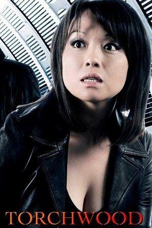 Toshiko Sato - Naoko Mori #Torchwood