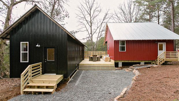 Rural Studio's $20K House has such innovative design that it's changing the entire housing systemfrom mortgages to zoning laws.