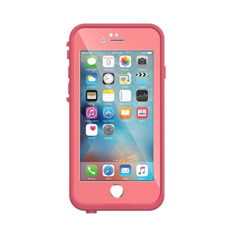 FRĒ Waterproof iPhone 6/6s Case   Take your iPhone 6/6s Anywhere   LifeProof