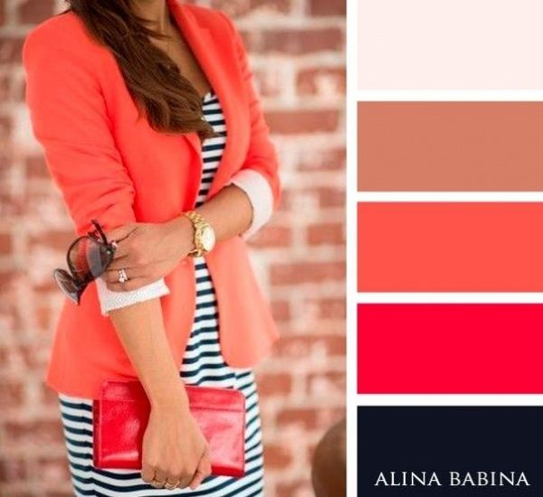 20 color combinations ideal for your clothes Combine colors wisely it is one of the most important parts of the When creating an unforgettable outfit. It i