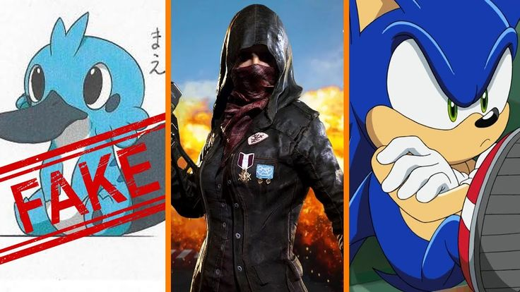 FarCry 5 Gamer  #Pokemon #Switch #Hoax + #PUBG #Features #Stalled by #Cheaters + #Sonic #Movie #Delay - The Know   An apparent leak for new #Pokemon starters took the internet by storm, but it turns out it's just a #hoax. PlayerUnknown's #Battlegrounds is #stalled on feature development as the studio tries to address rampant cheating in the #game. The #Sonic #movie has been delayed.  Sponsored By: Honey Honey is a free browser extension that searches the web for discount code