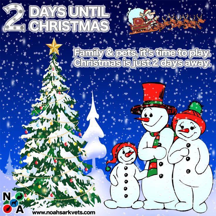2 Days Until Christmas Days until christmas, Christmas