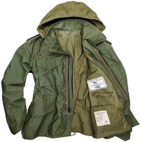 Cockpit USA Military Spec M65 Field Jacket
