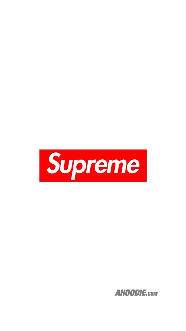 Supreme iPhone 6 Wallpaper
