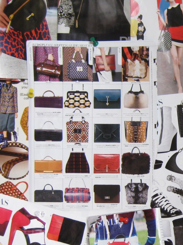 #baggspiration - What's your bag style?