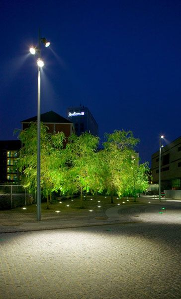 ÅF Lighting » Frederiksberg New Urban Spaces