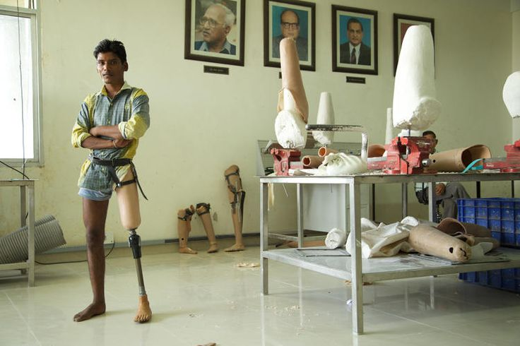 This Life-Changing, Low-Cost Artificial Knee Is On The Market After Years Of Design