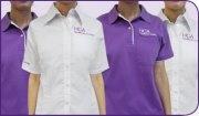 Healthcare Australia's new uniforms!