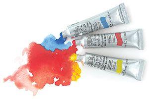 7/6: Winsor  Newton Professional Watercolor