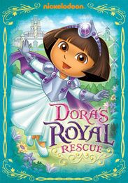 Dora's Royal RescueDora The Exploration, Explorerdora Royal, Kids Dvd, Royal Rescue, Favorite Movie, Dora Movie, Dvd Giveaways, Dora Dvd, Rescue Dvd