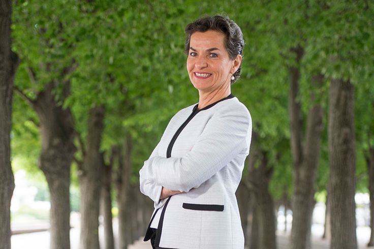 How UN #climatechange chief Christiana Figueres became a fierce crusader to lower Earth's thermostat.