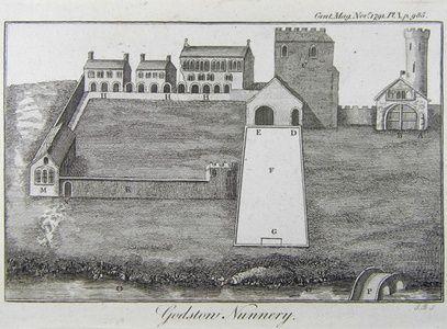 Godstow Nunnery. | Sanders of Oxford