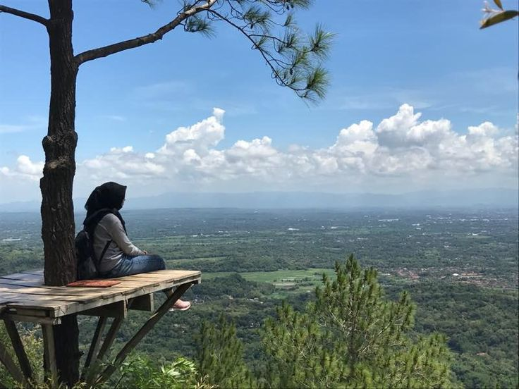 Puncak Becici, Dlingo - Central Java   The place so peacefull, I can relax and enjoy the nature peacefully 😊