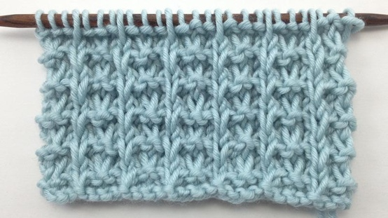How to Knit the Whelk Stitch | REPINNED