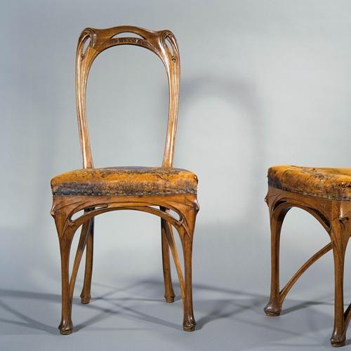 Mejores 707 imágenes de Art Nouveau - furniture, furnishings en ...