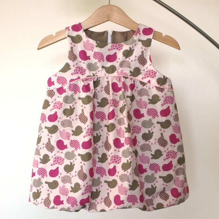Bubble dress ou robe boule ottobre 06/2012 Pallohelma