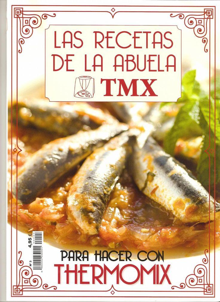 ISSUU - Thermomix Las recetas de la abuela 3 de argent