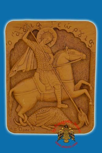 Icon from BeeWax Saint George