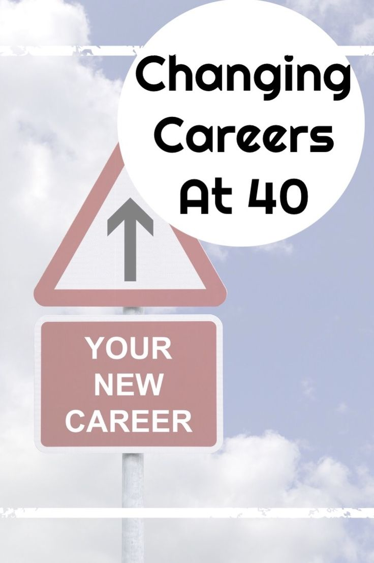 how to choose a new career at 40